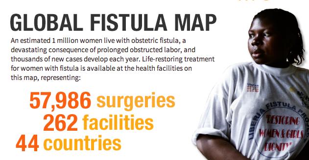 La fistule obstétricale est réparable !